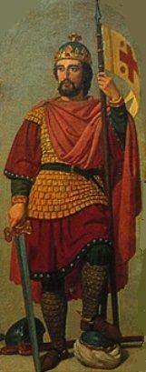 García I Sánchez, y la intervención de la reina madre Toda Segundo rey de Pamplona de la dinastía Jimena, continuista de la política de alianzas con el Reino de Asturias