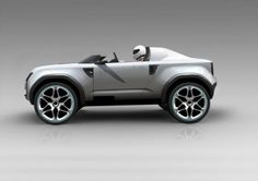 Land Rover concept car