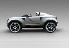 Land Rover concept car