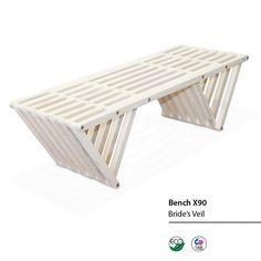 touchGOODS Wooden Bench X90