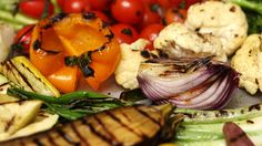 Every wonder how to prevent your vegetables from fall through the grill grate? Thomas Joseph shows us the best technique for grilled vegetable success every time.