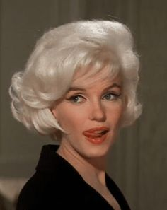 Marilyn - never looking more beautiful - 1962