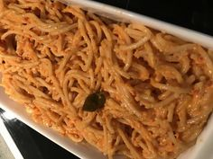 Recco Spaghetti recipe by Raeesa Meer