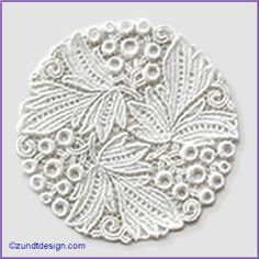 Lace Motif: Zundt Design, Ltd.