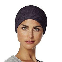 Gorro Vitale para quimioterapia 100% algodón color púrpura oscuro b15ef96a9fb