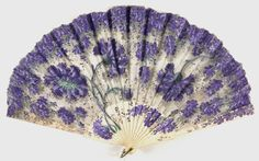 Fan  late 19th century- early 20th century