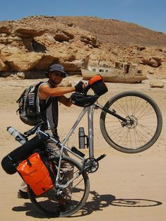 Round the world by bike - Imgur