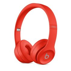 Beats By Dr.dre Wireless Headphones Beats Bluetooth Corresponding Sealed O Headphones Online, Best Headphones, Bluetooth Headphones, Over Ear Headphones, Sports Headphones, Beats By Dre, Beats Solo 3 Wireless, Red Apple, Phone Cases