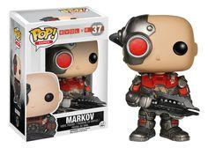 Funko Pop! Games: Evolve - Markov