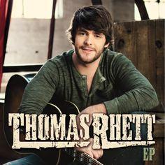Thomas Rhett | Thomas Rhett's Self-Titled EP Available Now & Dominates #1 Spot On ...