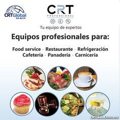 Este Sábado y Domingo acompaña a @CRTProfessional en la Expo Repostería en Cintermex.