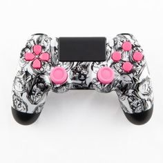 55 best gamermodz ps4 custom modded controllers images on pinterest white zombie with pink controller publicscrutiny Image collections