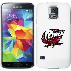 Temple Owls Galaxy S5 Primary Logo Thinshield Case - White