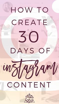 It's our belief that when it comes to blogging for business – content is king – Including social media & Instagram content. Lately, we've been specifically obsessed with Instagram. So, to help you get ready for May and planning your Instagram content, we've got a list of 8 steps for brainstorming all the fun and wonderful …