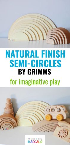 We absolutely love all the colour themes offered by Grimms and Natural holds a special place in our hearts. There is something about the beauty that shines through when there is no dye applied and the best part is that they are a non-toxic kids toy that your child will love for years to come. Great for small living spaces as the natural finish blends easily in an adult designed space and can be incorporated into home décor. kidstoys #organictoys #openendedplay #grimms Grimm's Toys, Baby Toys, Kids Toys, Small Living, Living Spaces, Unique Toys, Montessori Toys, Creative Play, Imaginative Play