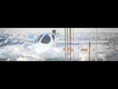 The only such jet in the world - FLARIS LAR 1 / Jedyny taki odrzutowiec na świecie - FLARIS LAR 1 - YouTube