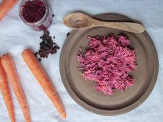 a daily something: recipe | apples beets carrots cabbage slaw