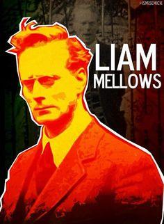 """ The Irish Republic is the People's Republic "" Liam Mellows Fighting Irish, Inspiring People, Interesting Stuff, My Dad, Unity, Brain, Dads, History, Movie Posters"