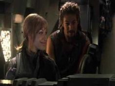 ▶ Teyla and Ronon learn about television - Stargate Atlantis - YouTube