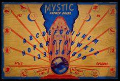 Mystic Answer Board, Remington Morse, Chicago, 1944