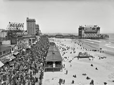 25 Pictures of the Booze-Fueled Heyday of Atlantic City