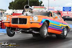 kickatart my drag race car | drag race bakersfield 500 27 Muscle Car Monday: drag racing from ...