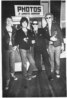 The Damned...1977.....