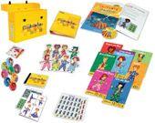Un ensemble «d'ateliers Multibrios» inspirés du récit permet en effet aux enfants d'exercer tour à tour dans un contexte ludique chacune des huit formes d'intelligence.