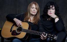 Heart - Nancy and Ann Wilson