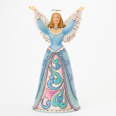 Angel with Outstretched Arms