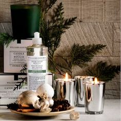 Williams-Sonoma Essential Oils Collection, Winter Forest #Williams-Sonoma