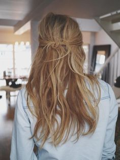 Messy Hair Don't Care - Hairstyles How To
