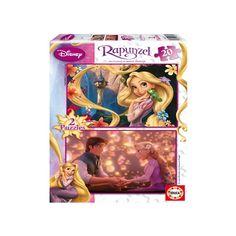14637 - Puzzle Rapunzel 2x20 piezas, Educa.  http://sinpuzzle.com/puzzles-infantiles-20-piezas/579-comprar-puzzle-educa-rapunzel-2x20.html