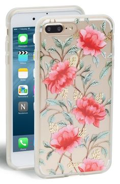 Main Image - Sonix Mandarine Bloom iPhone Case (7 & 7 Plus)