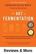 ** THE ART OF FERMENTATION (ordered 2/23/14)