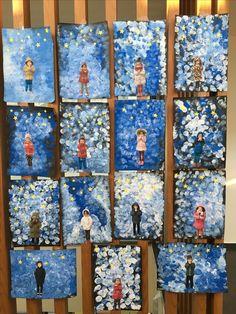 Winter Tree Art for Kids – ? – Winter Tree Art for Kids – ?… Winter Tree Art for Kids – ? – Winter Tree Art for Kids – ? Kids Crafts, Holiday Crafts For Kids, Preschool Christmas, Christmas Crafts For Kids, Christmas Diy, Winter Toddler Crafts, Preschool Winter, Scandinavian Christmas, Winter Activities