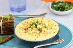 Raw corn chowder recipe | The Rawtarian