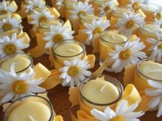Easy do it yourself wedding favors!  Use your imagination!