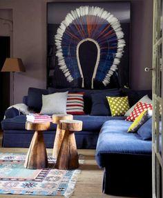 Brazilian decor #indigena #Brasil #Brazil #decor #styling
