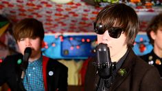 """THE STRYPES - """"Blue Collar Jane"""" (Live at SXSW 2014) #JAMINTHEVAN"""