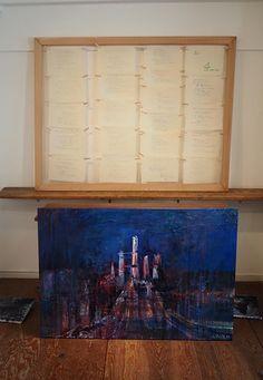 東の場所2018 Painting, Painting Art, Paintings, Painted Canvas, Drawings