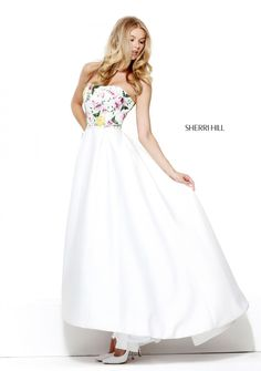 Sherri Hill prom dress style 50926