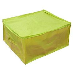 Tune Up Dust proof Oxford Foldable Closet Clothing Storage Boxes, Blanket Bag, Quilts Sorting Pouch Underwear Socks Organizer Bags (Green) Tune Up http://www.amazon.com/dp/B01DK5ZXGW/ref=cm_sw_r_pi_dp_A1Vdxb1EMVEZR
