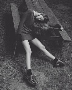 Mila Miletic by Alice Goddard.