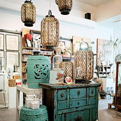 5 Laguna Beach Shops 5 shops we love: Laguna Beach     SoCal designer and sustainable home restorer Steve Jones lets us in on his secret-weapon sources for fun (and never fussy) home decor