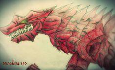 dragão vinho , minha criação. minha página no facebook: https://www.facebook.com/Umdragaopordia
