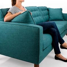 Edith Sofa #sofa #couch #furniture