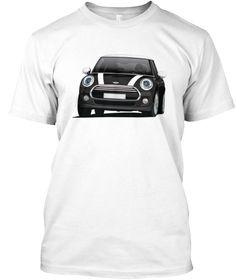 MINI Cooper S t-shirt  #tshirt #tshirts #automobile #cars #carillustration #hothatch #british #britishcars #mini #minihatch #minicooper #coopers #minicoopers #shirt