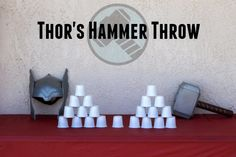 Avengers Party Ideas: Awesome Games and Easy Food - 365ish Days of Pinterest