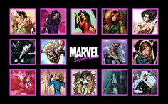 marvel women superheroes - Yahoo Image Search Results